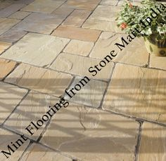 Mint is a popular Sandstone available in India from the regions Gwalior and Kota. Known by name of Yellow Mint, Tint Mint it is best as paving for interiors and exteriors