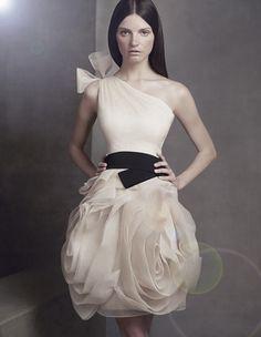 Fall 2013 White by Vera Wang Collection - bridesmaid dress