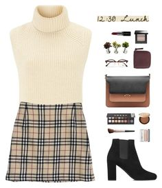 """""Live in each season as it passes; breath the air, drink the drink, taste the fruit, and resign yourself to the influence of the earth."" -Henry David Thoreau, Walden"" by are-you-with-me on Polyvore featuring Étoile Isabel Marant, Burberry, Yves Saint Laurent, Ray-Ban, Marni, Nearly Natural, Givenchy, Too Faced Cosmetics, Urban Decay and LORAC"