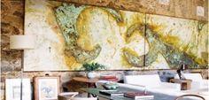 """NUeva campaña """"ARTE PINTADO"""" The Outlet Room os ofrece la oportunidad de adquirir una selección de lienzos abstractos a precios inmejorables. De calidad y con trazados sueltos y libres, dará un toque de energía y fuerza a las paredes de cualquier estancia."""