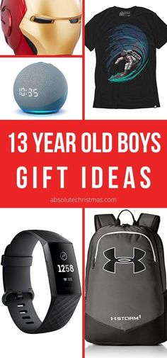 40 Gifts For 13 Year Old Boys Ideas In 2020 13 Year Old Boys Old Boys 13 Year Olds