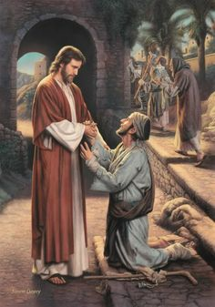 Christian Art Showing 10+ Reasons to Be Grateful in 2020 – Altus Fine Art Simon Dewey, Pictures Of Jesus Christ, Bible Pictures, Christian Artwork, Biblical Art, Bachelor Of Fine Arts, Bible Art, Bible Quotes, Artist Gallery