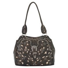 A beautiful American West handbag from the Tumbleweed Collection.