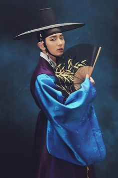"""Scholar Who Walks The Night"" Second Teaser + New Official Character Shots 