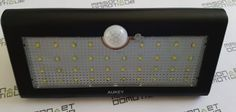 Présentation de la lampe LED solaire Aukey LT-SL1