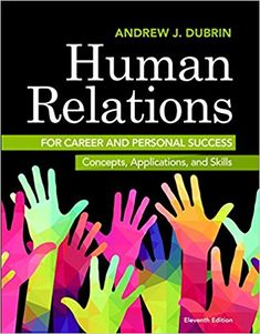 Absolute c 6th edition by walter absolute c is a comprehensive solution manual human relations for career and personal success 11th edition by andrew j dubrin fandeluxe Gallery
