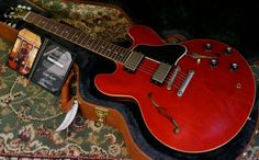 Gibson Custom Shop Memphis Warren Haynes 1961 ES-335 60's Cherry