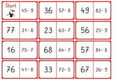 Lernstübchen: ein weiteres Domino für die Rechenkiste (2)