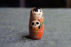 十七代目 愛蘭/Airan with panda