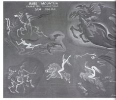 Night on Bald Mountain, from Fantasia.