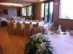 #salon #banquete #parador de #soria #bodas con encanto