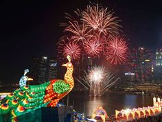 """""""Lunar New Year 2015: 23 dazzling pictures of the Year of the Goat celebrations"""" -- Shown: """"Even Google is celebrating Chinese New Year"""" -- Click through for more."""