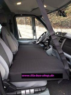 Van Sleep Fahrerhaus Zusatzbett Kinderbett klein VW Bus, Scudo, Expert, Vito, Trafic, Vivaro, NV 200