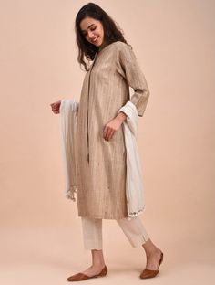 Summer Story, Shopping Coupons, Beat The Heat, Caftans, Hue, Duster Coat, Comfy, Beige, Silk