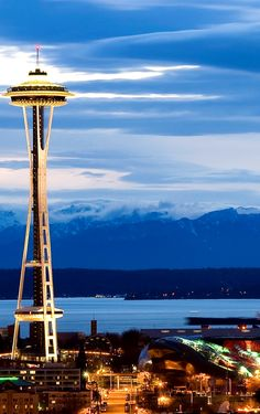 Explore Seattle on your next vacation!