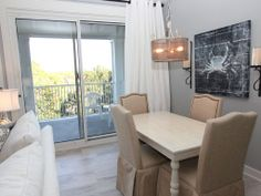 Pilot House Vacation Rental - VRBO 559659 - 2 BR Baytowne Wharf Condo in FL, Most Beautiful in Pilot House! 2BR-2BA, Free Tram, Spring Break...