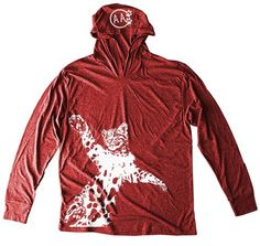 Jessie Jordan Collection - Clouded Leopard Unisex Hoodie