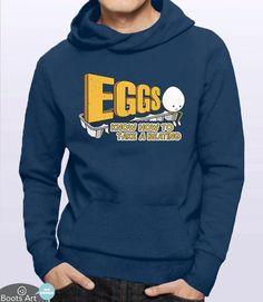 Eggs (Hoodie)