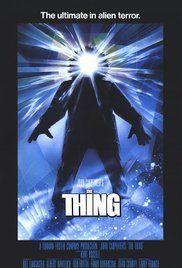 La cosa (El enigma del otro mundo) Poster