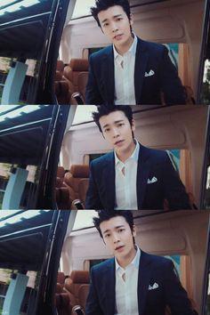 Lee Donghae, Siwon, Super Junior Donghae, Dong Hae, Asian Fashion, Bigbang, Kpop, Orange, Boys