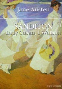 Sanditon - Lady Susan - I Watson