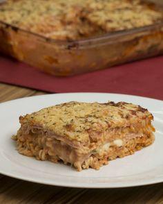 Hmmmm, que fome!   Preview: Nunca foi tão fácil fazer lasanha