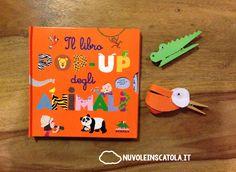 Il libro pop-up degli animali (Editoriale Scienza) e i Mollettanimali!