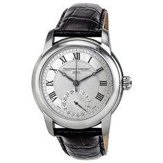 【楽天市場】フレデリック・コンスタントウォッチFrederique Constant Classics Silver Dial Mens Watch 710MC4H6【レビューで素敵なプレゼント】スイス 時計 ウォッチ ウオッチ とけい 腕時計 コレクション ブランド エコモニカ:エコモニカ