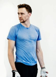 Tom Hiddleston I nearly pinned this in Food and Drink