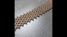 Flower Bracelet DIY :)