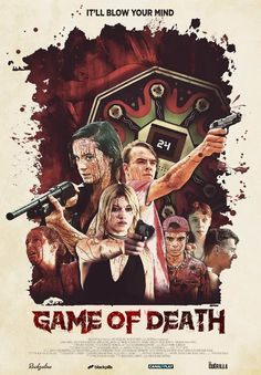 'It'll blow your mind' Game of Death is a 2017French/Canadian/Americantelevision horror-themed series. Visual effects are being handled byAlchemy 24 whilst Blood Brothers are p…