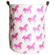 Canvas Storage Bag - Unicorn