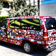 Crazy van