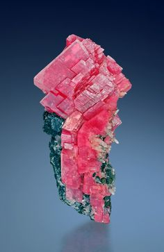 Rhodochrosite, Tetrahedrite, Quartz Sweet Home Mine, Colorado