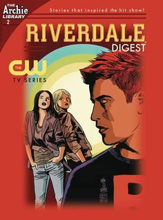 DEAL OF THE DAY Riverdale Digest #2 - $5.39 Retail Price: $5.99 You Save: $0.60 See how everything led to the CW's Riverdale TV show with this digest-sized collection featuring stories from our recently relaunched titles, including Archie, Jughead, Betty and Veronica, Josie and the Pussycats, and Reggie and Me! For more Archie comics and graphic novels visit our Indie Comics World Today!!  TO BUY CLICK ON LINK BELOW http://tomatovisiontv.wix.com/tomatovision2#!comics/cfvg