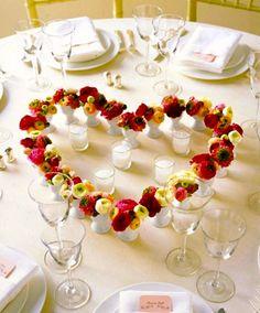 Design Folia vous invite à fêter la Saint Valentin autour d'une jolie table