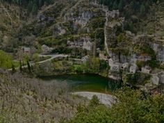 Montbrun, Tarn River Gorge, Gorges du Tarn, Cevennes, Midi-Pyrenees. Travel in France. Photo by Emily Conyngham, 2014.