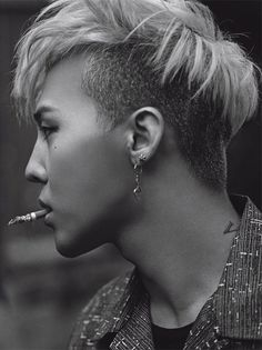 G-Dragon - L'uomo Vogue Magazine November Issue '13
