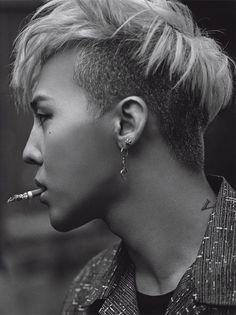 Big Bang G-Dragon - L'uomo Vogue Magazine November Issue '13