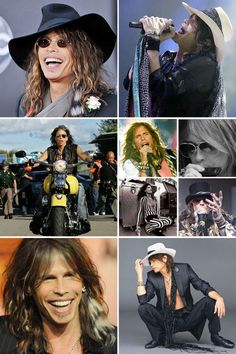 - Steven Tyler ... as well as many other rock stars would be Fun and interesting to be for a day (or) see what they are really like