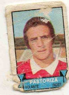 1972 Jose Pastoriza - Independiente de Avellaneda