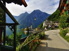 Hallstatt by James Neeley, via Flickr