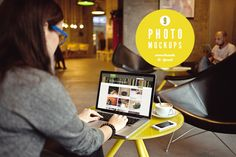 Check out iPad & Macbook 9 photo mockups by show it better on Creative Market
