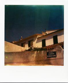 Chemin du Roucas Blanc #balade #Marseille #polaroid #soleil #sun / www.marseillepolaroid2013.com