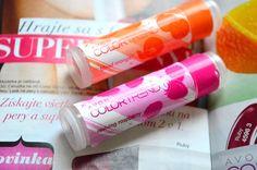 AVON ovocné balzamy na pery - novinky - KAMzaKRÁSOU.sk #cosmetics #beauty #avon #lips