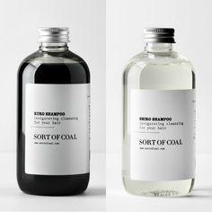 Kuro & Shiro Shampoo / Sort of Coal