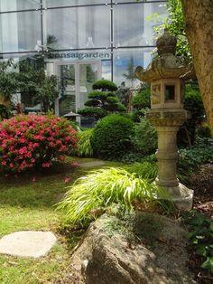 japonské záhrady, bonsaje, bonsaigarden: Návšteva japonskej záhrady Olympus