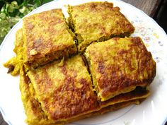 Mutabbaq  -Arabian stuffed bread/pancake with #meatfilling #eggs