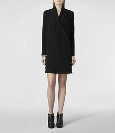 Serra shirt dress from All Saints