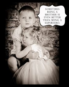 Photography by Cathy Jo: Big Brother - Little Sister